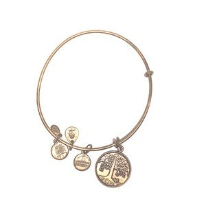 ALEX AND ANI tree of life charm